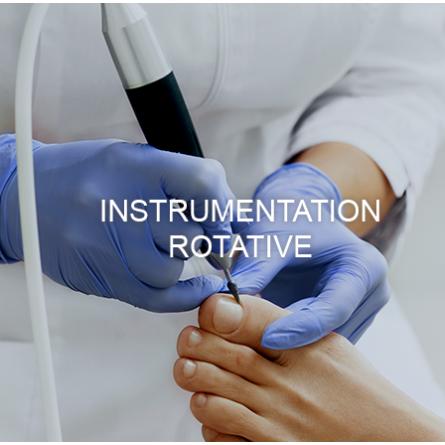 Instrumentation rotative