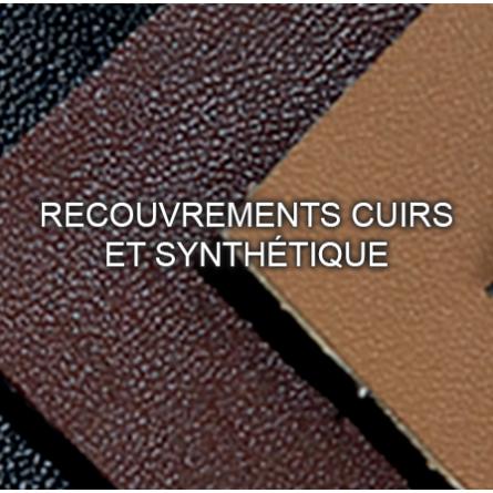 Recouvrements Cuir & Synthétique