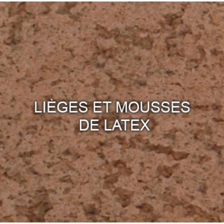 Lièges & Mousses de Latex