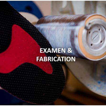 EXAMEN & FABRICATION